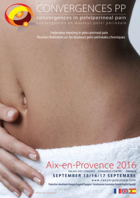 Congrès Convergences PP (Pelvi-Périnéales)